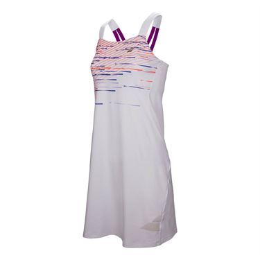 Babolat Perf Strap Dress - White