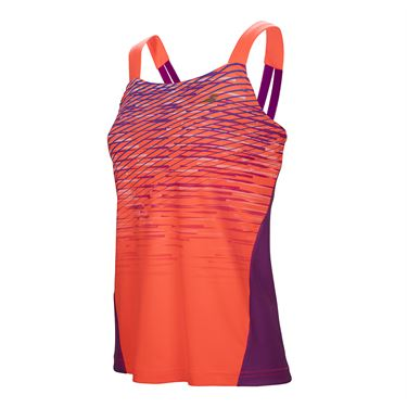 Babolat Performance Tank - Fluo Red