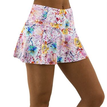 BPassionit Coming Up Daisies Breeze Skirt Womens Daisies Print 303821 DAP