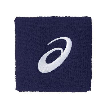 Asics Wristband 2 Pack - Peacoat
