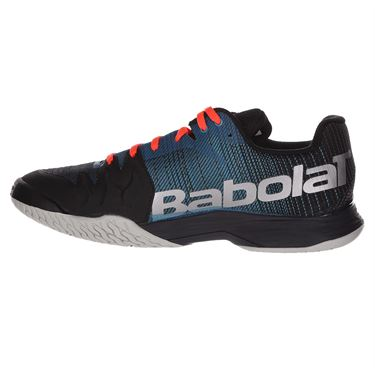 Babolat Jet Mach II All Court Mens Tennis Shoe Dark Blue/Black 30F19629 4041