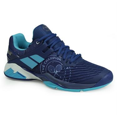 Babolat Propulse All Court Wimbledon Mens Tennis Shoe