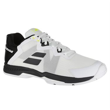 Babolat SFX 3 All Court Mens Tennis Shoe - Black/Silver