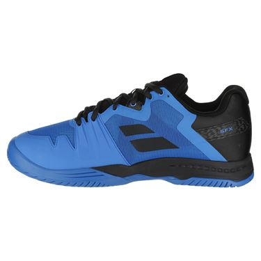 Babolat SFX 3 All Court Mens Tennis Shoe - Diva Blue/Black