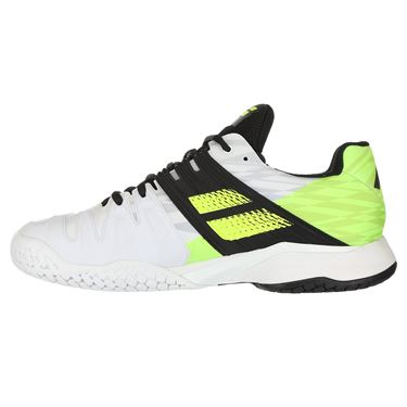Babolat Propulse Fury All Court Mens Tennis Shoe - White/Fluo Aero