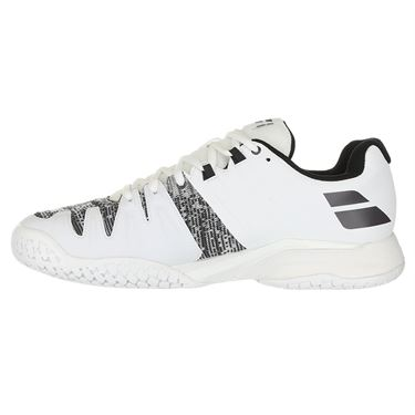 Babolat Propulse Blast All Court Mens Tennis Shoe - White/Black