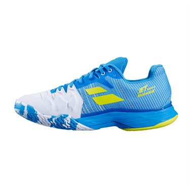 Babolat Jet Mach II All Court Mens Tennis Shoe Malibu Blue 30S20629 4062