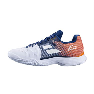 Babolat Jet Mach II Clay Mens Tennis Shoe