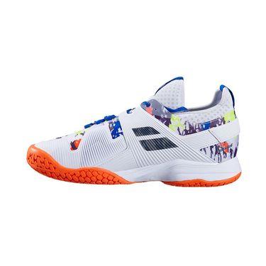 Babolat Propulse Rage All Court Mens Tennis Shoe White/Rabbit 30S20769 1011