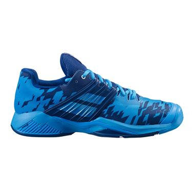 Babolat Propulse Fury Mens Tennis Shoe Drive Blue 30S21208 4086