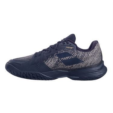 Babolat Jet Mach 3 All Court Men Tennis Shoe Black/Gold 30S21629 2031û