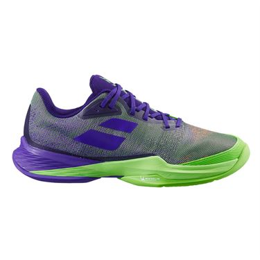 Babolat Jet Mach 3 All Court Men Tennis Shoe Jade Lime 30S21629 8007û