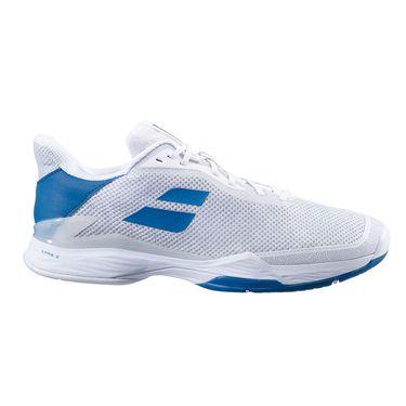 Babolat Jet Tere All Court Men Tennis Shoe White/Saxony Blue 30S21649 1062û