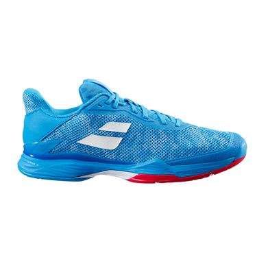 Babolat Jet Tere All Court Men Tennis Shoe Hawaiian Blue 30S21649 4077û