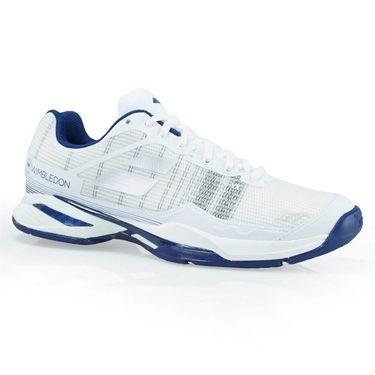 Babolat Jet Mach I AC WIMBLEDON Mens Tennis Shoe - White