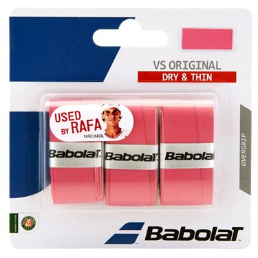 Babolat VS Grip Original OverGrip (3 pack)