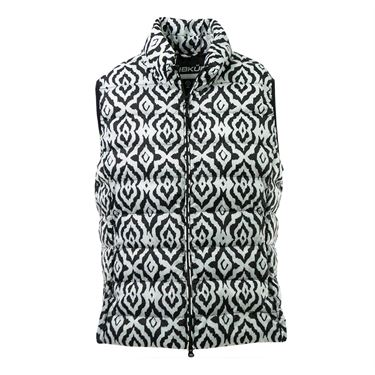 Ibkul Hollie Vest - Black/White