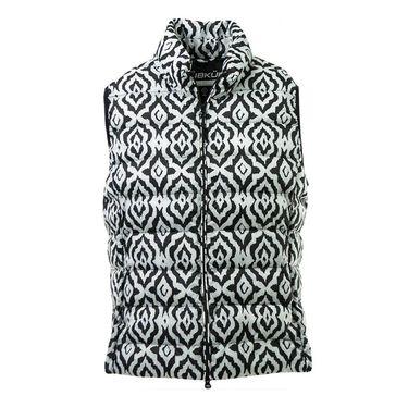 Ibkul Hollie Vest - Black/White
