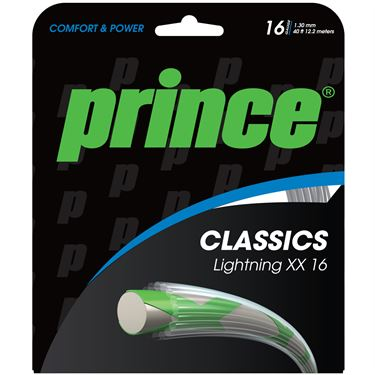Prince Lightning XX 16G Tennis String