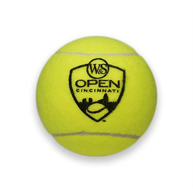 Penn Western and Southern Logo Jumbo 9 Inch Tennis Ball