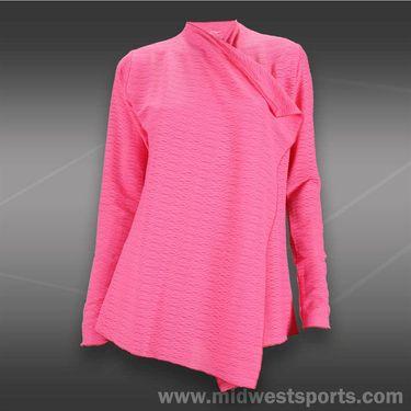 Sofibella Venture Open Cardigan-Sofi Pink