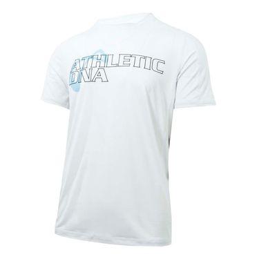 Athletic DNA Graphic Crew - White