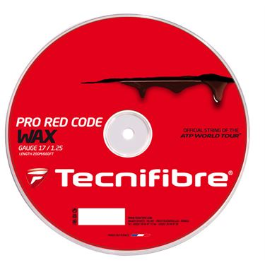 Tecnifibre Pro Red Code Wax 17G (660ft.) REEL Tennis String