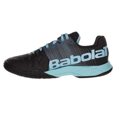 Babolat Jet Mach II All Court Women Tennis Shoe Angel Blue/Black 31F9630 4042