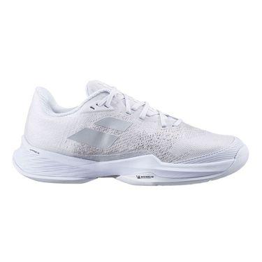 Babolat Jet Mach 3 All Court Womens Tennis Shoe White/Silver 31S21630 1019û