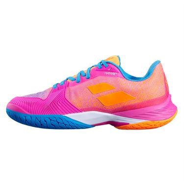 Babolat Jet Mach 3 All Court Womens Tennis Shoe Hot Pink 31S21630 5052û