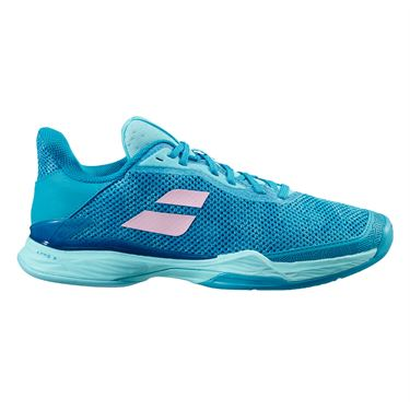 Babolat Jet Tere All Court Clay Womens Tennis Shoe Harbor Blue 31S21688 4089