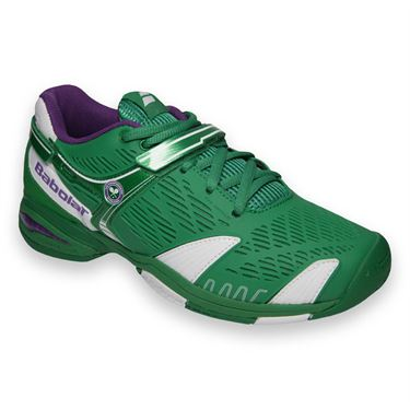 Babolat Propulse Wimbledon Junior Tennis Shoe