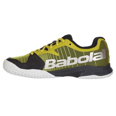 Babolat Jet All Court Junior Tennis Shoe - Dark Yellow/Black