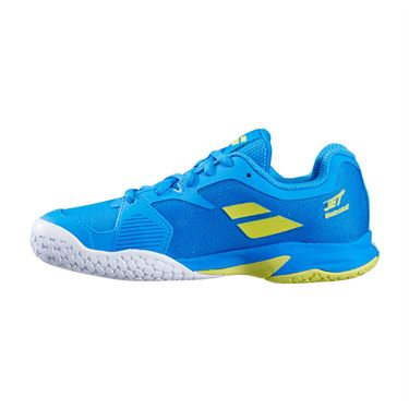 Babolat Junior Jet All Court Tennis Shoe Malibu Blue 32S20648 4062
