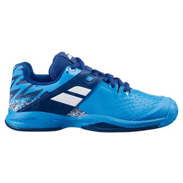Babolat Propulse All Court Junior Tennis Shoe Drive Blue 32S21478 4086
