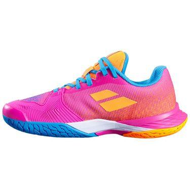 Babolat Junior Jet All Court Tennis Shoe Hot Pink 32S21648 5052û