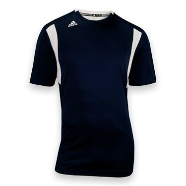 adidas Utility Short Sleeve Jersey-Coll Navy