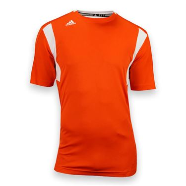 adidas Utility Short Sleeve Jersey-Coll Orange