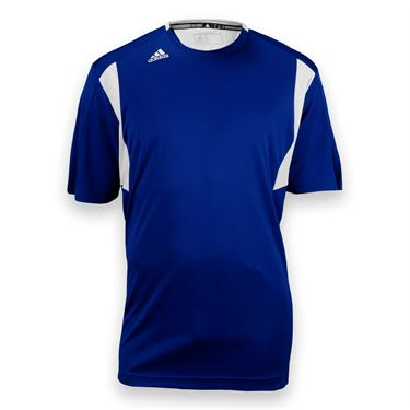 adidas Utility Short Sleeve Jersey-Coll Royal