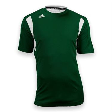 adidas Utility Short Sleeve Jersey-Forest