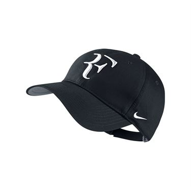 Nike Federer RF Dri-FIT Hat- Black