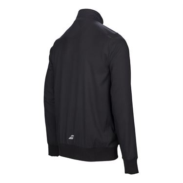 Babolat Boys Core Club Jacket - Black