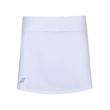 Babolat Play Girls Skirt White/White 3GP1081 1000