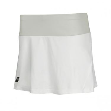 Babolat Court Skirt Girls White 3GS18081 1000