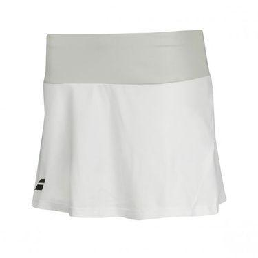Babolat Court Skirt Girls White 3GS18081 1000