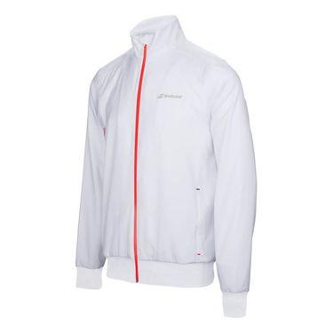 Babolat Core Club Jacket - White