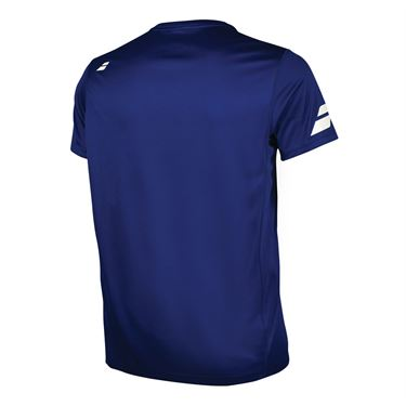 Babolat Core Flag Club Tee - Estate Blue
