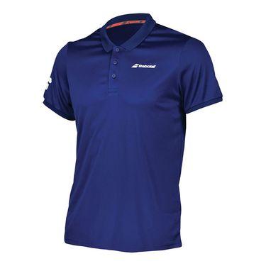 Babolat Core Club Polo Mens Estate Blue 3MS18021 4000