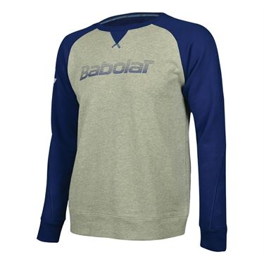Babolat Core Sweatshirt Mens High Rise Heather 3MS18042 3002