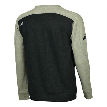 Babolat Core Sweatshirt Mens Phantom Heather 3MS18042 3003